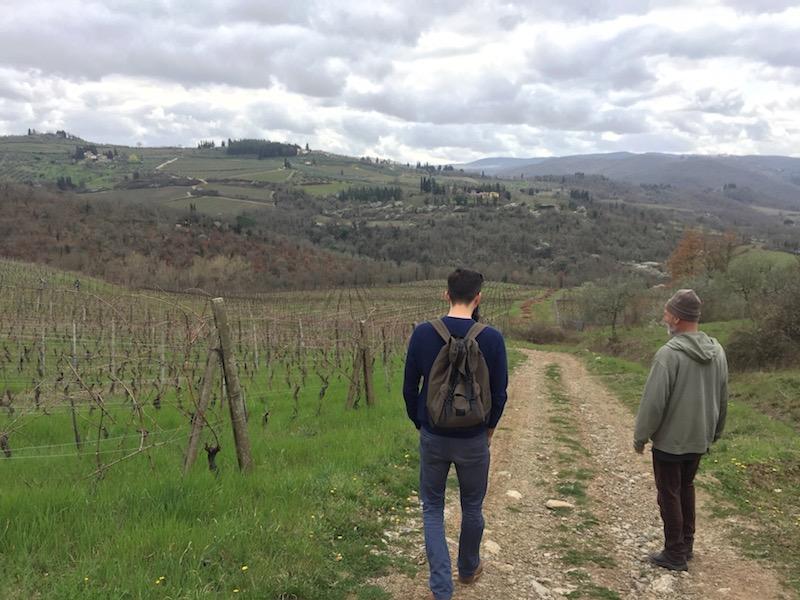 Tour Panzano