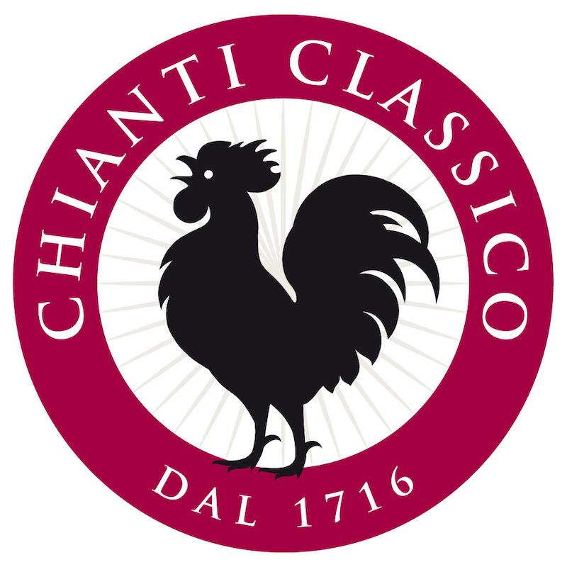 logo black rooster